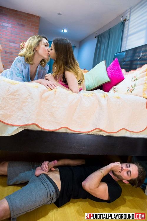 DigitalPlayground: Stella Cox - My Little Sister's Sleepover (FullHD) - 2020