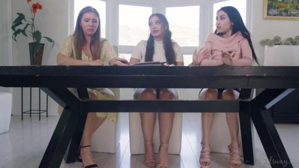 Girls Way – Gia Paige, Lena Paul And Jade Baker – Wedding Plan Demonium