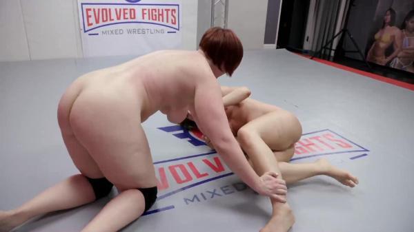 Evolved Fights Lez – Cheyenne Jewel And Mistress Kara