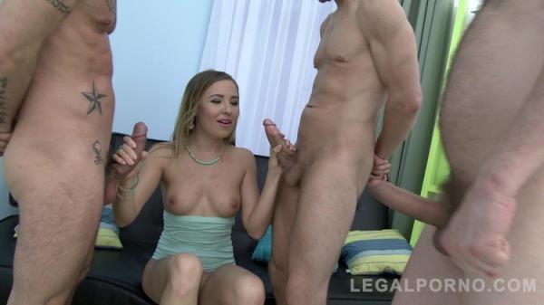 LegalPorno: Lexy Star - Lexy Star incredible double vaginal video SZ1428 (HD) - 2020