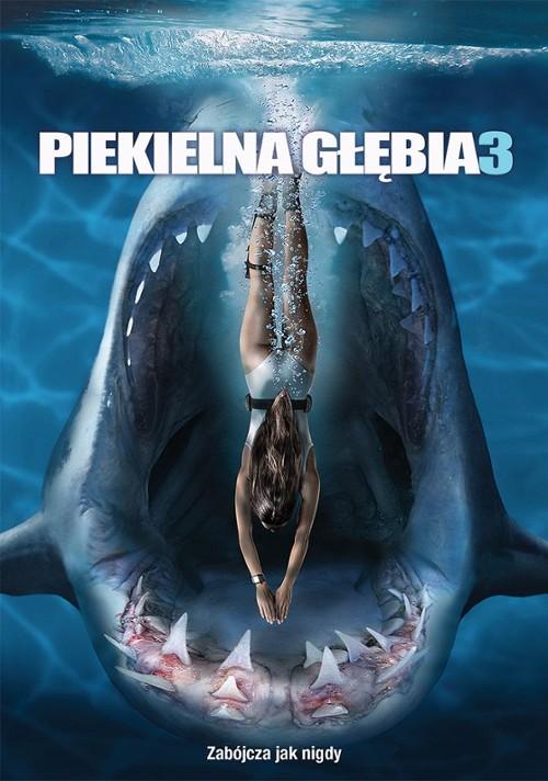 Piekielna głębia 3 / Deep Blue Sea 3 (2020)  PL.480p.WEB-DL.XViD.AC3-OzW / Polski Lektor