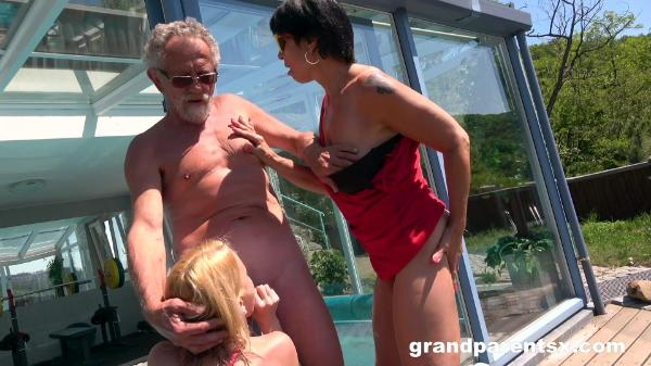 Grand Parents X – Young And Old Equals Cuckold