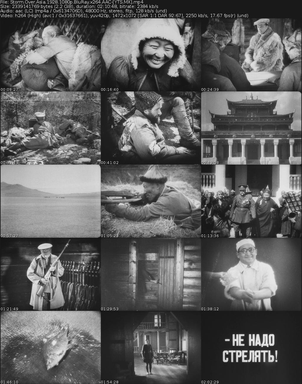 Потомок Чингисхана Movie
