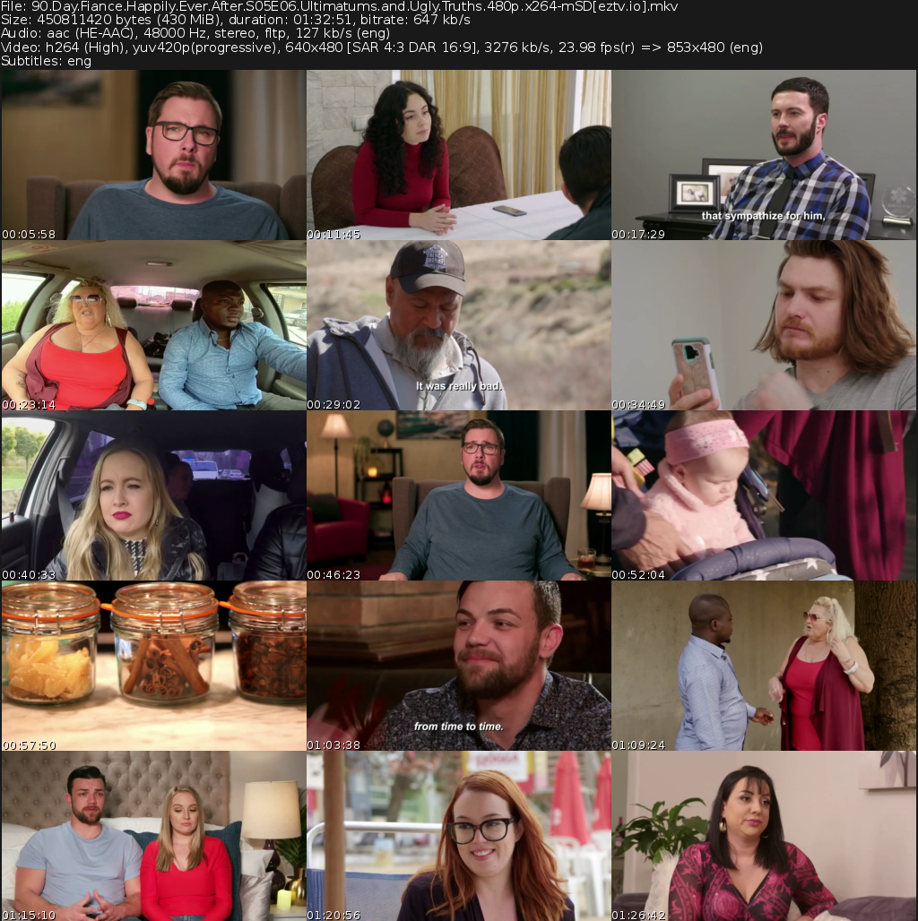 90 Day Fiancé: Happily Ever After? Movie