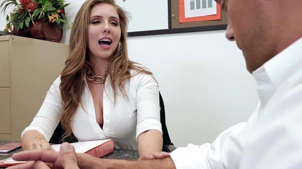 Porn Habits - Lena Paul [BigTitsAtWork/Brazzers] (FullHD 1080p)
