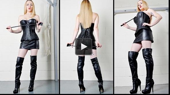 MS NIKKI - LOVE MY BOOTS (2020) [FullHD/1080p/MP4/390 MB] by Utrodobroe