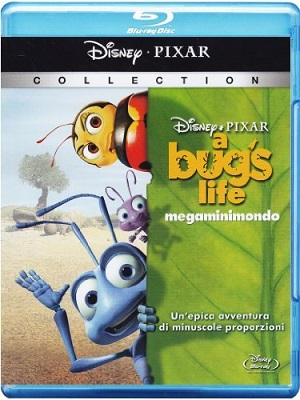 A Bug's Life - Megaminimondo (1998).avi BDRiP XviD AC3 - iTA