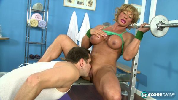Porn Mega Load – Kat Wiley Kats  Workout