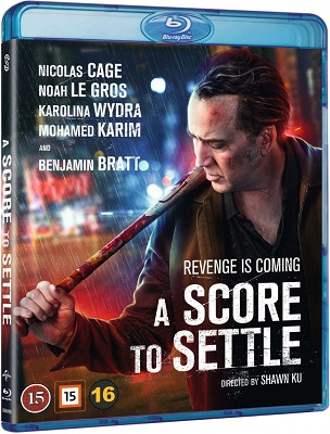 A Score To Settle (2019).avi BDRiP XviD AC3 - iTA