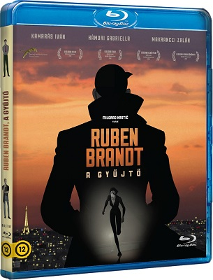 Ruben Brandt, Collector (2018).avi iTALiAN AC3 BDRip XviD