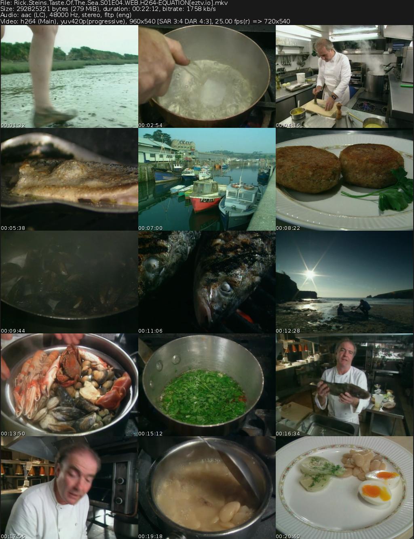 Rick Stein's Taste of the Sea Movie